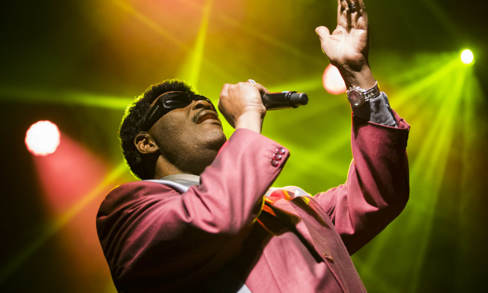 The Blind Boys of Alabama in Het Depot: After a 75-year journey, 'Almost Home'