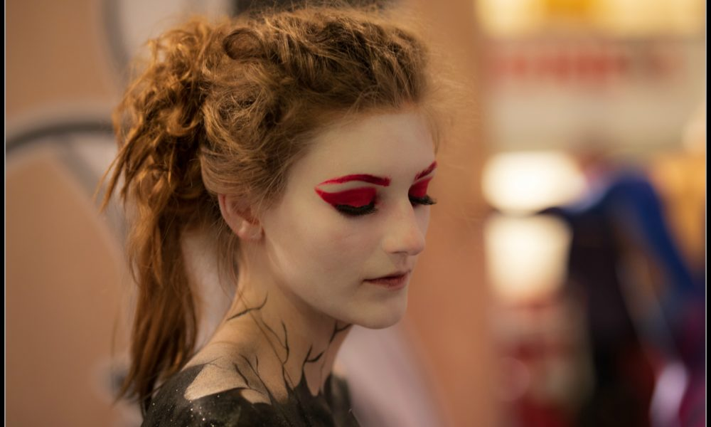 Body Painting Contest n.a.v. Het Filmfestival in Brussel!…