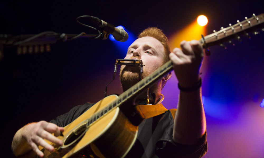 "Gavin James in Het Depot – The story of a ""Book of love"""