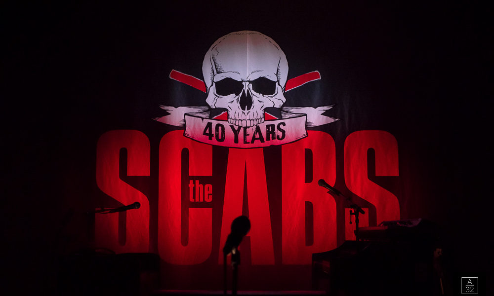 40 years The Scabs (try-out)