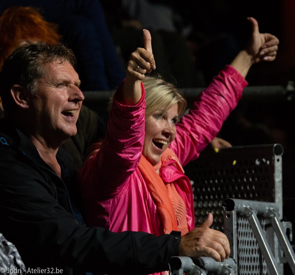 Beleuvenissen 2019 - Fun Lovin' Criminals - publiek