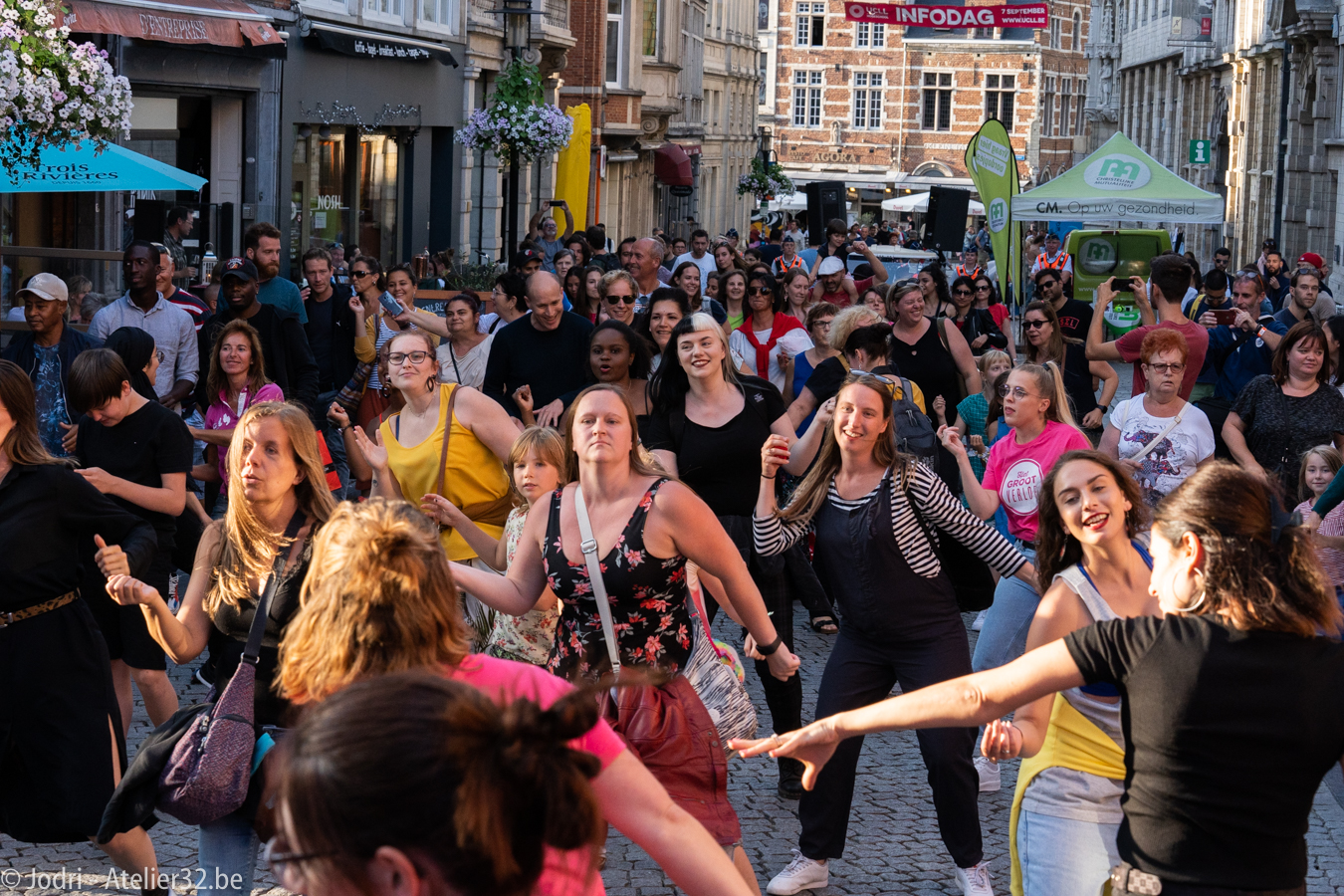 Half Oogst Leuven 2019 - Soul Train